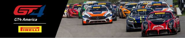Pirelli GT4 America schedules and National Championships