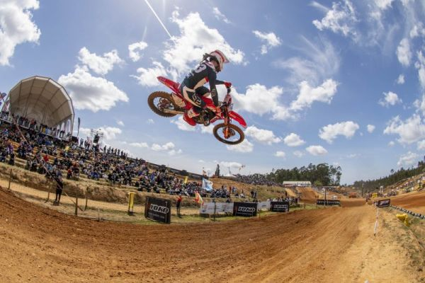 Second place for Gajser in MXGP of Portugal qualification race
