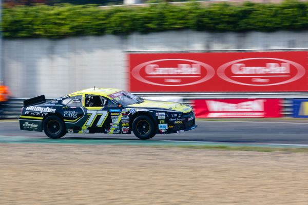 Memphis Racing doubles up in the NASCAR Whelen Euro Series