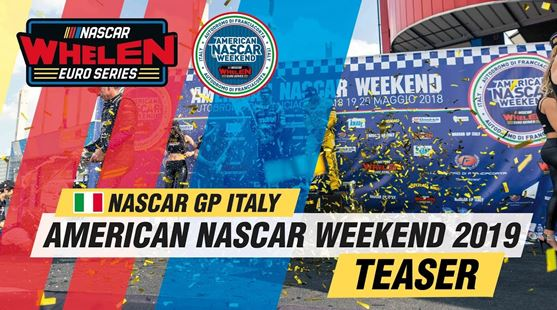 Watch the Nascar GP Italy teaser! - tickets