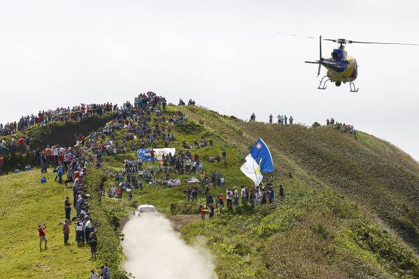 ERC Azores Rally Friday stages