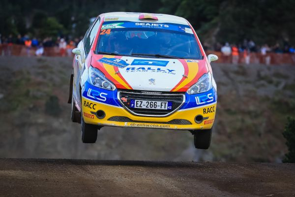 Llarena resits Antunes to hold Azores ERC3 lead