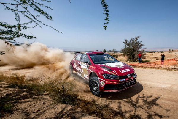 Al-Attiyah claims record breaking 13th victory in Jordan