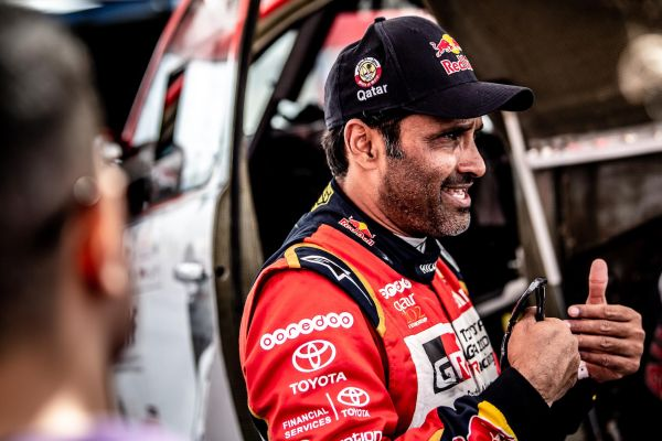 Al-Attiyah tops impressive 29 car entry for regional rally series in Qatar