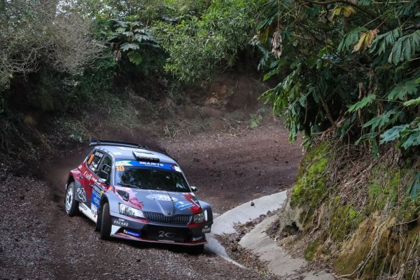 Azores Rally stage 6 classification, Loubet takes stage win, Lukyanuk leads