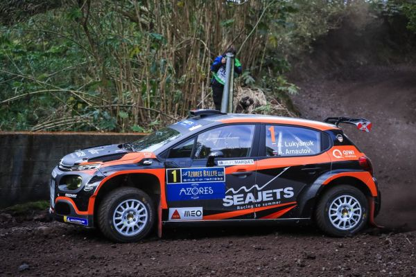 Azores Rally stage 9 classification top 20 -driver quotes