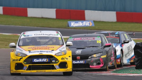 British Touring Cars Donington 2019 by PSP Images