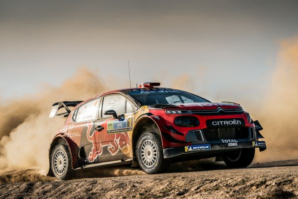 Citroen Total World Rally Team returns to Latin America