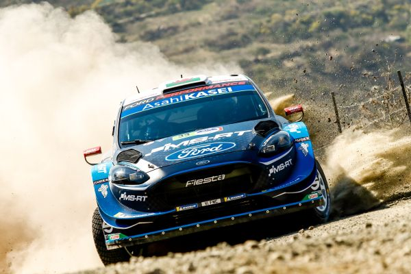 M-Sport Ford all set for Argentina