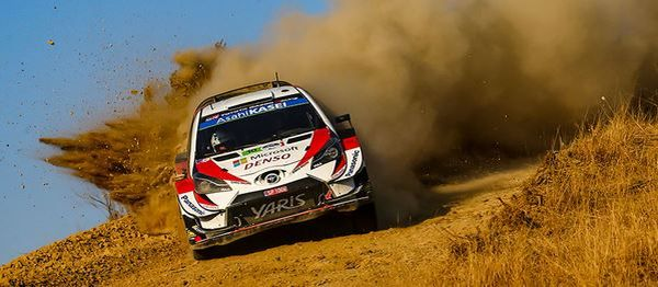 Toyota Gazoo Racing-  Rally Argentina and Rally Chile preview