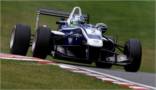 Carlin duo on top in Friday testing at Brands Hatch