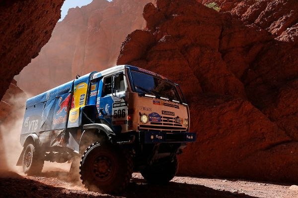Trucks Final Dakar classification- Karginov takes victory