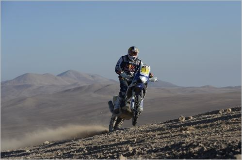 Despres Takes Dakar Stage Win for Yamaha whilst Pain Goes Third Overall