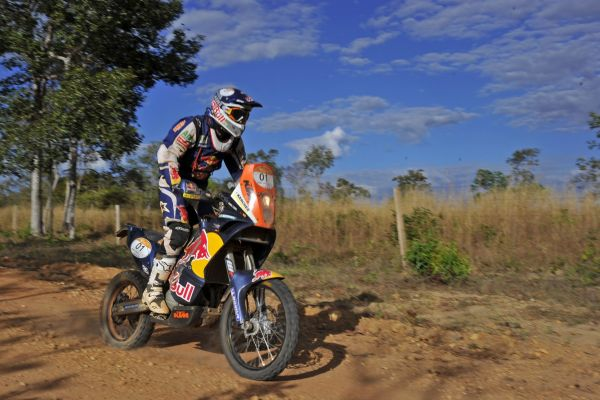 BIKES overall final classification in Dakar 2014