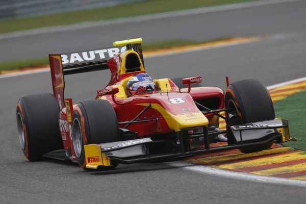 GP2 and GP3 series together with Pirelli for upcoming seasons ...