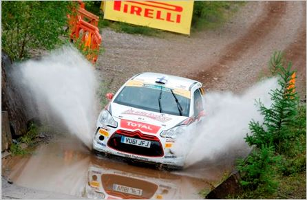 Citroën continues to support BRC