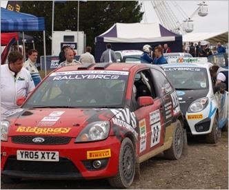 BRC crews at Goodwood Festival of Speed