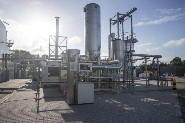 Audi opens power-to-gas facility - World Premiere