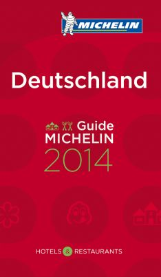 Guide MICHELIN Deutschland 2014 kommt am 8. November in den Handel