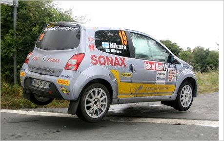 BRC's 2014 events calendar and the Rally Isle of Man is back!