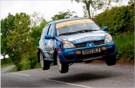 NGK Spark Plugs BRC Challenge title coundown begins in Yorkshire