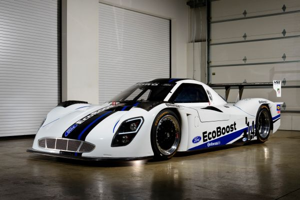 Ford to Debut New EcoBoost Race Engine at 2014 24 Hours of Daytona