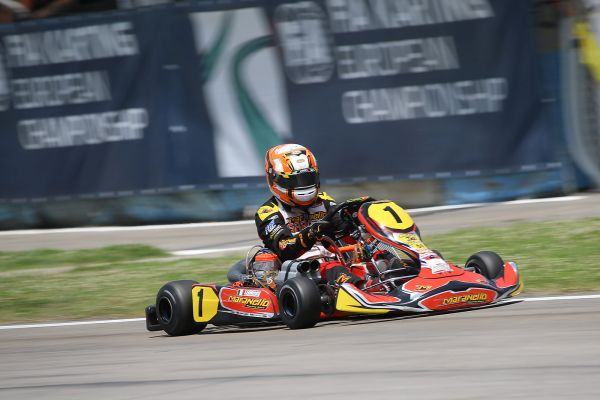 Tough luck for Maranello Kart and Federer in Sarno