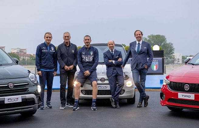 Fiat to be alongside FIGC for another four years