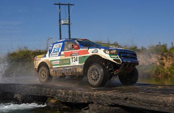 Double Points Target in Botswana for Ford Castrol Cross Country Team