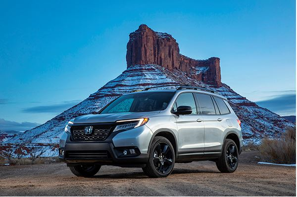 2019 Honda Passport Achieves Top NHTSA Overall Safety Rating