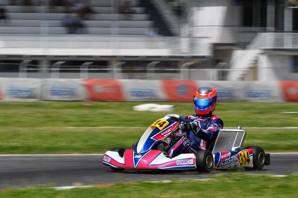 KOSMIC Kart looks for confirmations in Lonato