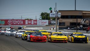 Kraus grabs stunning overall victory at Sonoma in Trans Am debut