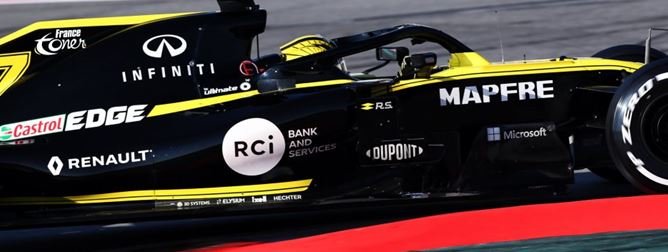 Renault F1 Team and Francetoner.fr join forces for a third season