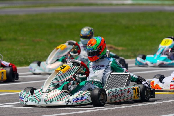 Tony Kart Racing - Fight for the titles of WSK Euro Series goes on