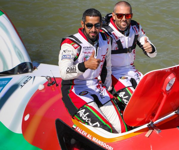 Team Abu Dhabi aim for flying start in XCAT World title defence