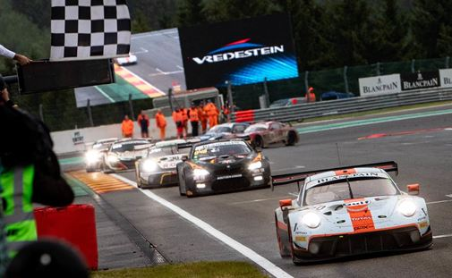 Porsche Motorsport Asia Pacific customers make successful Spa debuts in GT3 and new GT2