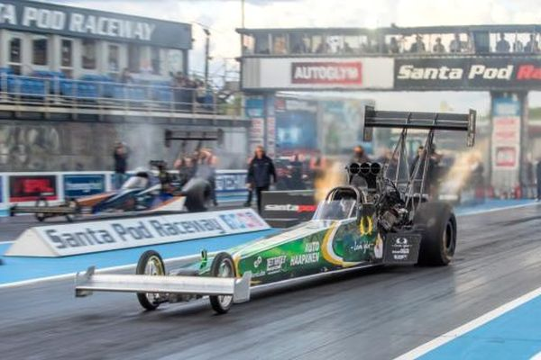 Santa Pod Raceway's Drag European Finals meeting fast approaches