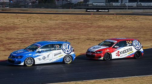 Global Touring Cars- Masters in second place, Liebenberg still leads GTC2