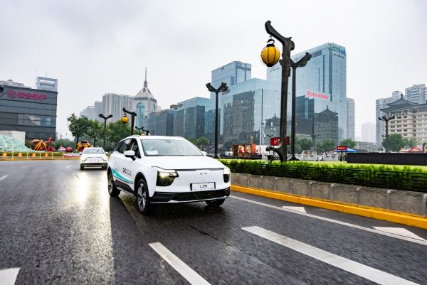 AIWAYS embarks on great EV adventure: U5 prototypes depart from China for epic drive to Western Europe