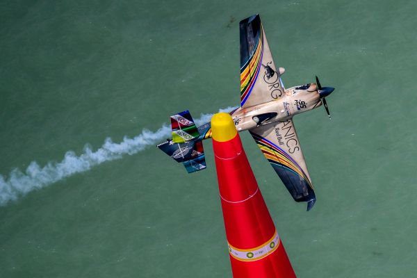 Red Bull Air Race -Lake Balaton Hungary