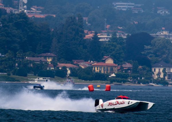 Team Abu Dhabi's reigning XCAT World Champions begin title defence with double race wins in Italy