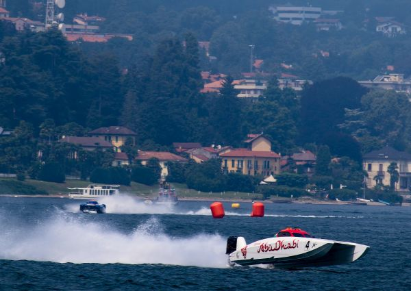 Team Abu Dhabi's reigning champions set XCAT pace in Italy