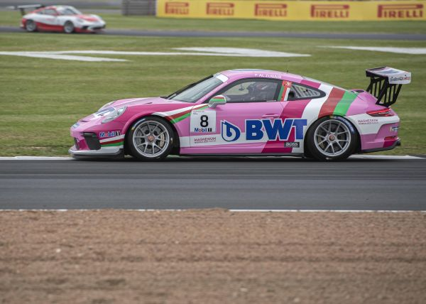 Oman's Al-Zubair earns 11th-placed finish at Silverstone