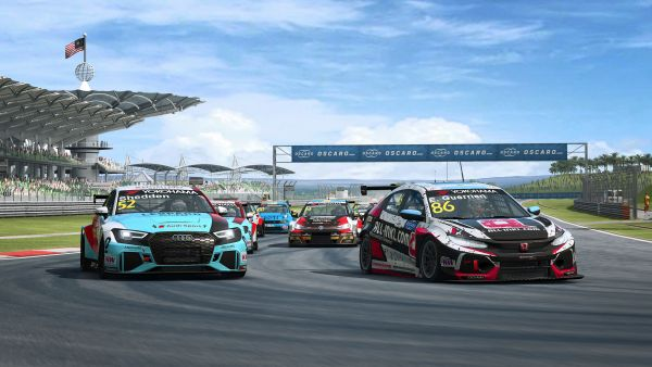 Live Malaysia final and a €25,000 fund for new season of Esports WTCR OSCARO on RaceRoom