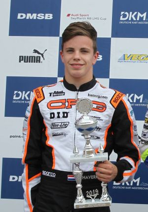 Success ends in disappointment for Kas Haverkort at DKM round 3 in Kerpen