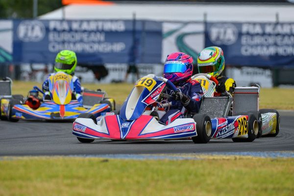 Kosmic Kart OKJ European Champion in Le Mans