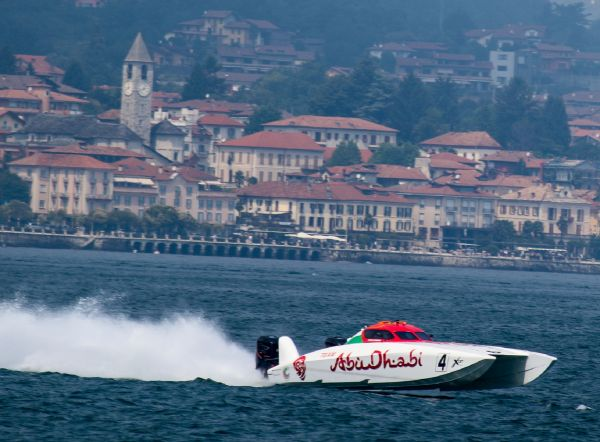 Team Abu Dhabi's reigning Champions face tough start at Laggo Maggiore