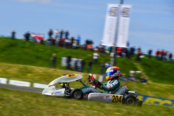 Tony Kart - The OK-OKJ European Championship grand finale at Le Mans