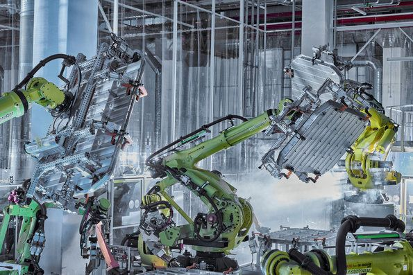 Audi and Hydro: joint commitment to sustainable aluminum