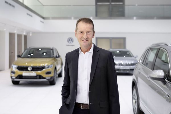Interview with Dr. Herbert Diess on VW - Ford Alliance expansion